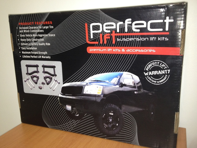 The many and varied benefits of the Perfect Lift Kit are:-